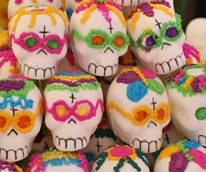 dia de muertos, calaveritas, and méxico image