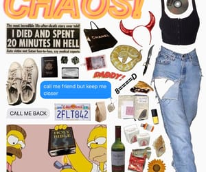 aesthetic, clothes, and indie image
