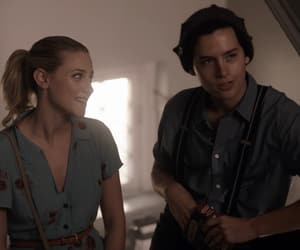 riverdale, cole sprouse, and Betty image