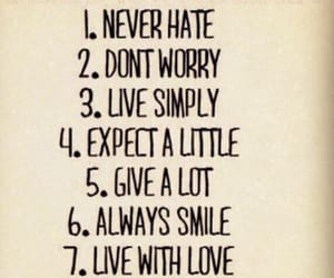 rules, to follow, and for a better life image