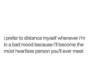 quotes, heartless, and mood image