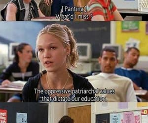 10 things i hate about you and movie image