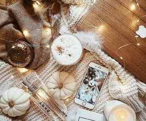 autumn, christmas, and fall image