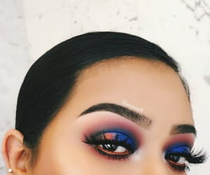 aesthetic, make-up, and white image