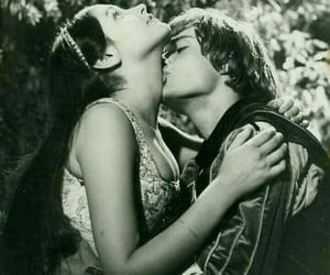 kiss, love, and romeo and juliet image