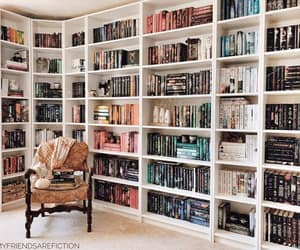 book, books, and library image