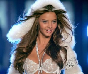 miranda kerr, victoria secret angel, and fashion show image