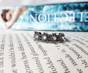 books, crown, and selection image