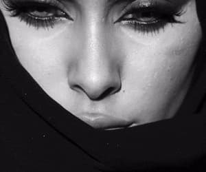 gif, حجاب, and عبايه image
