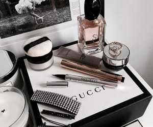 fashion, gucci, and makeup image