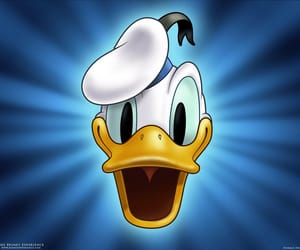 donald duck, duck, and old times image
