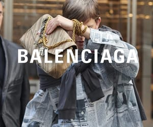 alternative, Balenciaga, and brands image
