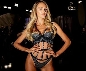 model, candice swanepoel, and vsfs image