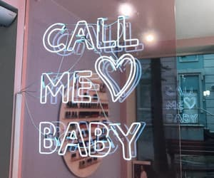 baby, neon, and alternative image