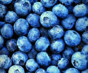 blue, food, and wallpaper image