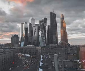 city and moscow image