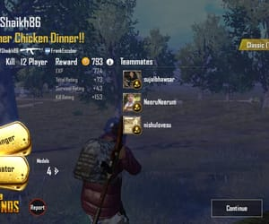 game, mobile game, and pubg image