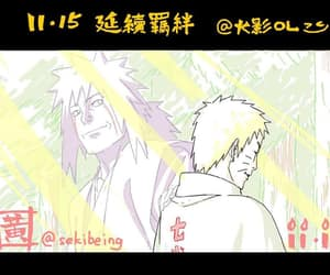 anime, jiraya, and naruto image