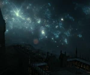film, hogwarts, and voldemort image