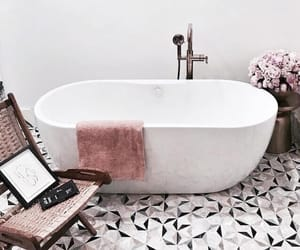 bath, interior, and home image