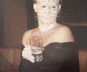 classy, Pinhead, and 80s horror image
