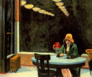 edward hopper, painting, and art image