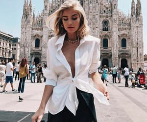 europe, fashion, and short hair image