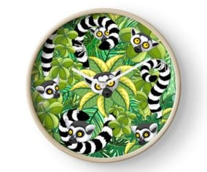 shopping online, gift ideas, and wall clocks image