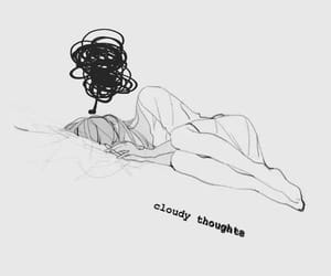 alone, bad, and black image