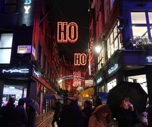 christmas, london, and soho image