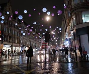 britain, christmas, and light image