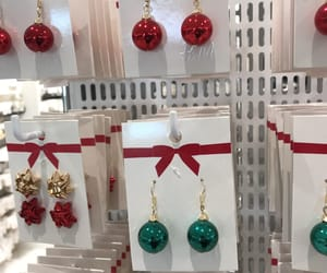 brand, earrings, and H&M image