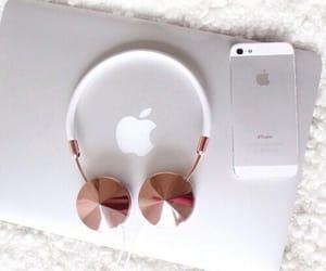 apple, beats, and macbook image