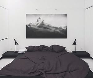 bedroom and picture image
