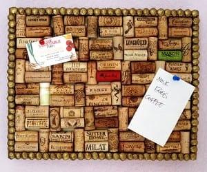 decoration, wine, and corks image