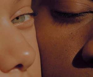 skin, eyes, and aesthetic image