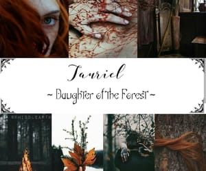 aesthetic, edit, and tauriel image