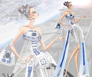 star wars, fashion, and r2-d2 image