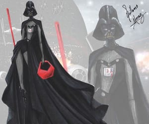 art, guillermo meraz, and darth vader image