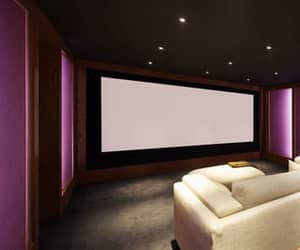 home theater, home security, and home theater installation image