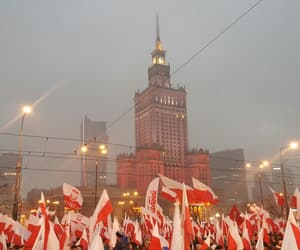 independence, Poland, and warsaw image