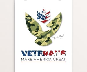 veterans, creativeactionnetwork, and veterans day image