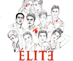 elite and netflix image
