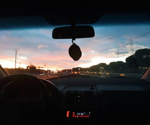atardecer, places, and travel image