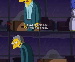 cry, happiness, and simpsons image