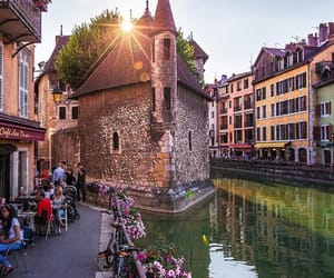 france, travel, and annecy image