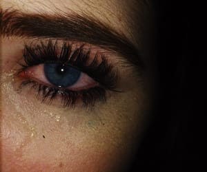 blue eyes, broken, and czech republic image