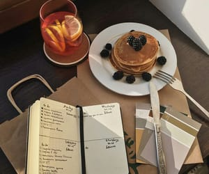 baking, breakfast, and coffee image