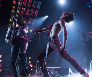 movie, bohemian rhapsody, and rami malek image