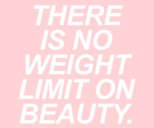 aesthetic, quote, and body image image